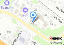 Компания «АНТИКОР» на карте