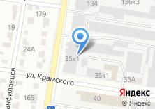 Компания «Чкаловский-С» на карте