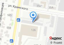 Компания «Окнамаг» на карте