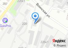Компания «ТД КАНТРИ» на карте