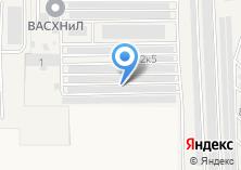 Компания «Садовые товары» на карте
