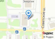 Компания «Fitdance NRG» на карте