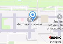 Компания «МонтажСервис-Сибирь» на карте