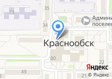 Компания «Продуктовый магазин на ул. Краснообск пос» на карте