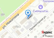 Компания «Biju-nsk.ru» на карте