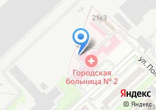 Компания «СибНИА им. С.А. Чаплыгина» на карте