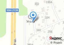 Компания «Магазин-склад строительных материалов» на карте
