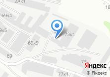 Компания «Ферроком» на карте