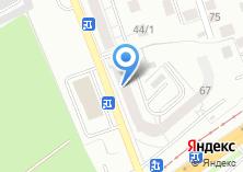 Компания «Первая пивная» на карте