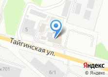 Компания «НСК-Центр» на карте