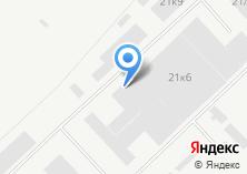 Компания «Секвойя Мебель» на карте