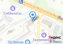 Компания «Вилон» на карте