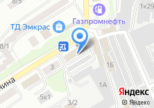 Компания «Резона» на карте