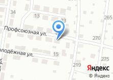 Компания «Авазар» на карте