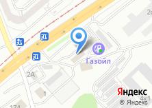 Компания «Сибрезерв» на карте
