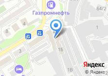 Компания «Сиб-АвтоТорг» на карте