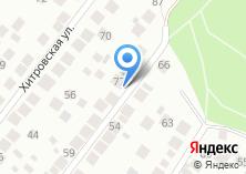 Компания «Одиссей» на карте