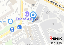 Компания «АвтоБаня.nsk» на карте