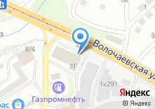 Компания «СИБ-АЭРО ТУР» на карте