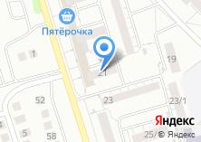 Компания «Новосибирская птицефабрика» на карте