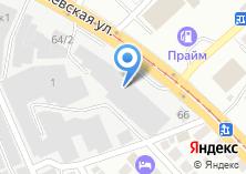 Компания «Vodorod торговая компания» на карте