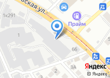 Компания «Юмакс магазин-склад контрактных автозапчастей» на карте