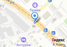 Компания «Специализированная автомастерская по ремонту рулевых реек» на карте