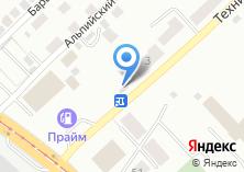 Компания «Кедр производственная компания» на карте