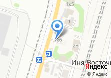 Компания «Аленд» на карте