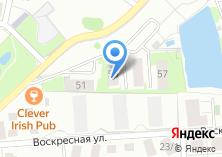 Компания «БЕЛЫЕ РОСЫ» на карте