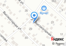 Компания «UNIPLUS» на карте