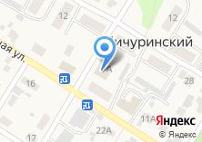 Компания «Святели» на карте