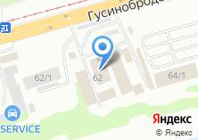 Компания «РадСиб» на карте