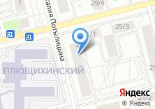 Компания «Строящийся жилой дом по ул. Высоцкого» на карте