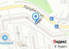 Компания «Аварийная служба вскрытия и установки замков» на карте