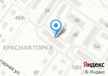 Компания «Строящийся жилой дом по ул. Родниковая» на карте