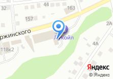 Компания «Автомойка на проспекте Дзержинского» на карте