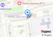 Компания «ШароГрад!» на карте