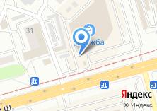 Компания «Телекарта» на карте