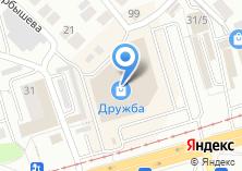 Компания «Магазин мужского и женского трикотажа» на карте