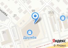 Компания «Корунд» на карте