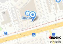 Компания «Строящееся административное здание по ул. Гусинобродское шоссе» на карте