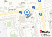 Компания «Церковь святой Ефросинии Полоцкой Новосибирской епархии Русской Православной Церкви» на карте