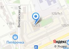 Компания «Фитнес-Драйв» на карте