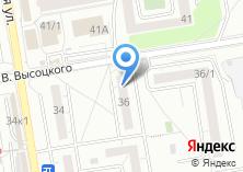Компания «RoSt» на карте