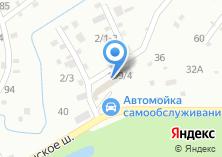 Компания «Иркутские пиломатериалы» на карте