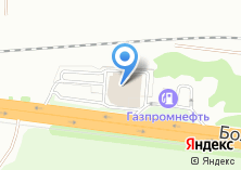Компания «Porsche Центр Новосибирск» на карте