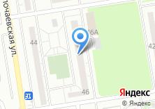 Компания «Участковый пункт полиции Отдел полиции №6 Октябрьский» на карте