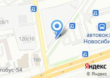 Компания «Автостоянка на ул. Коминтерна» на карте