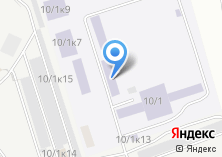 Компания «Сибирский монолит» на карте